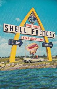 Florida Fort Myers The Shell Factory