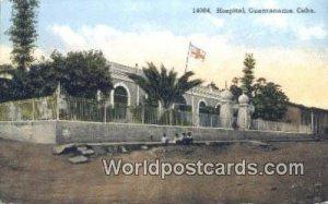 Hospital Guantanamo Republic of Cuba Unused