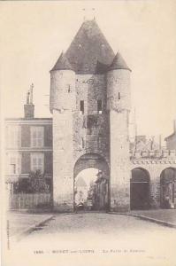 La Porte De Samois, Moret-sur-Loing (Seine-et-Marne), France, 1900-1910s
