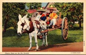 Texas Charro Days On The Rio Grande Curteich