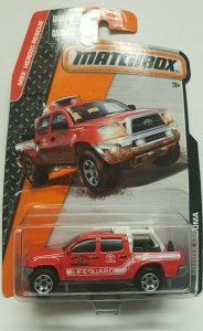 Matchbox Toy Car #57 MBX Heroic Recue