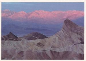 Carlifornia Death Valley National Monument
