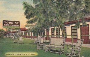 HOUSTON , Texas , 1930-40s ; Oleander Courts