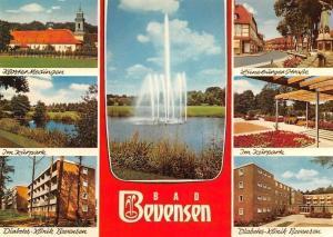 Bad Bevensen Im Kurpark, Kloster Medingen, Diabetes-Klinik, Lueneburger Strasse