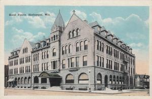 SHEBOYGAN, Wisconsin, 1900-10s; Hotel Foeste