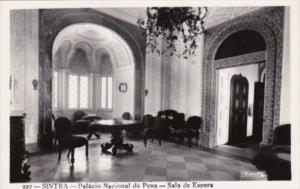 Portugal Sintra Palacio Nacional da Pena  Sala de Espera Photo