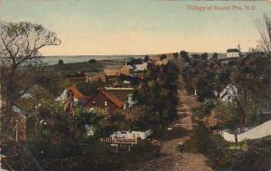Canada Nova Scotia Village Of Grand Prix