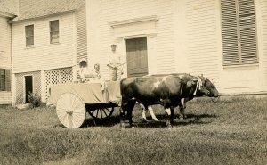 VT - Williamsville. 1909 Parade, Universalist Church. Porter Thayer Photog. *...