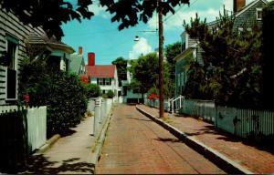 Massachusetts Nantucket Martin Lane 1965