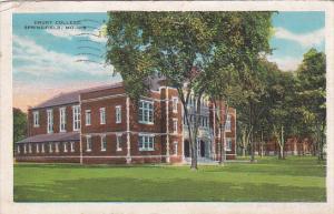 Drury College, SPRINGFIELD, Missouri, PU-1933