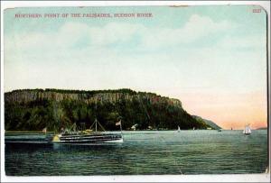 Palisades, Hudson River NY