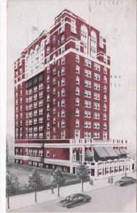 New Jersey Atlantic City The Colton Manor Hotel 1956
