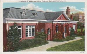 Alabama Tuskegee George Washington Carver Museum Tuskegee Institute Curteich