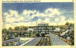 Pangborn Plant Hagerstown MD 1946
