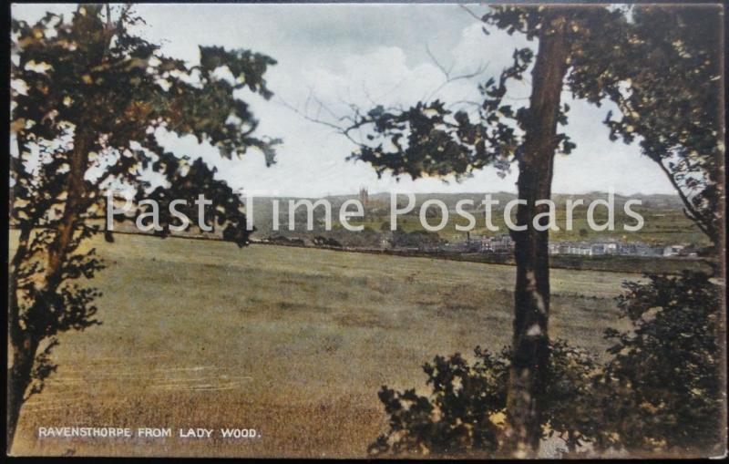 Old PC - Ravensthorpe from Lady Wood