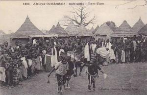 Afrique Occidentale, Tam-Tam, Haute Guinee, Guinea, 1900-1910s