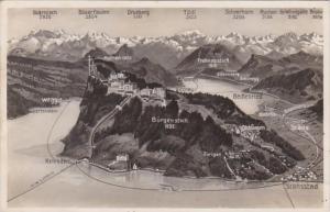 Switzerland Vitznau Totalansicht Photo