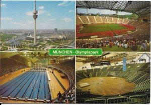Germany. Munich. 1972 Olympic Park.  Oversize 8X6. Beautiful.