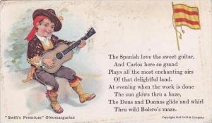 Advertising Swift's Premium Oleo Margarine 1915