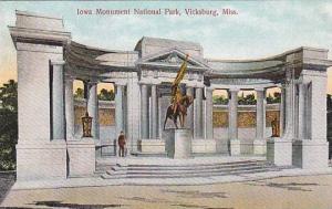 Iowa Monument National Park, Vicksburg, Mississippi,  00-10s