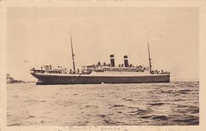 S.G.T.M. Ocean Liner CANADA , 1910-20s