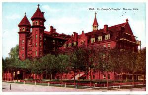 Colorado Denver St Joseph's Hospital