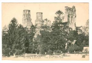 Old Abbey Of Jumieges, View Of The Whole Ruins, Ancienne Abbaye De Jumieges (...