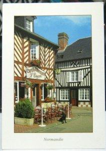 France Normandie Beuvron-en-Auge - posted 2005