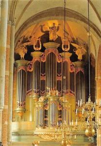Netherlands Deventer Grote of Lebuineskerk Holtgrave Orgel 1839