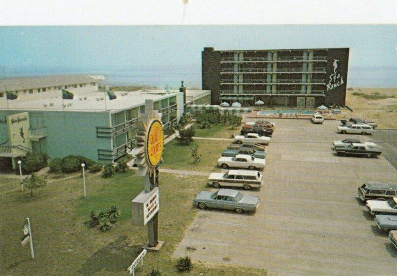 NAGS HEAD BEACH , NC, 1960's; The Sea Ranch