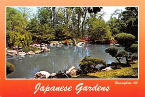 Birmingham, Alabama - Japanese Gardens