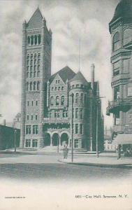 City Hall, Syracuse, New York, 00-10s
