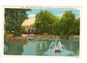 Greenfield Lake & Park,Wilmington,North Carolina,30-40s