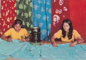 Batik Making, MALAYSIA, 50-70's