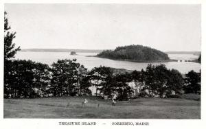 ME - Sorrento. Treasure Island