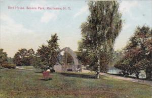 New York Rochester Bird House In Seneca Park