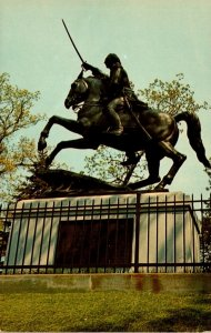 Rhode Islands Providence Roger Williams Park Brigadier General Casimir Pulask...