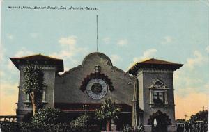 Sunset Railroad Depot Sunset Route San Antonio Texas