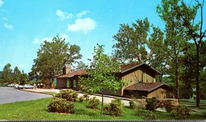 Pennsylvania Hopewell Village Visitor Center