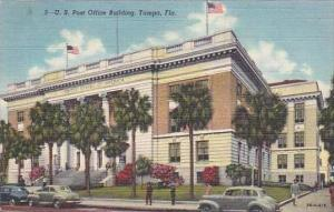Florida Tampa U S Post Office Building