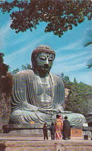 Japan Buddha At Kamakura