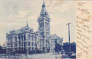 City Hall, Buffalo, New York, PU-1908