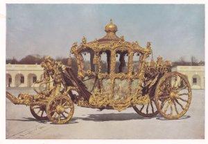 Wagenburg In Schonbrunn Court Vienna Wien Transport German Postcard