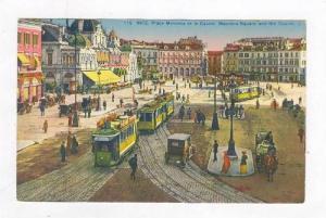 Trolly cars, NICE, France, 00-10s