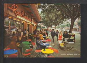 Dizengoff Street,Tel Aviv,Israel Postcard