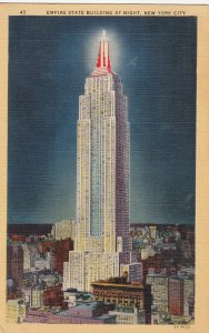 Empire State Building , NEW YORK CITY , 1930-40s