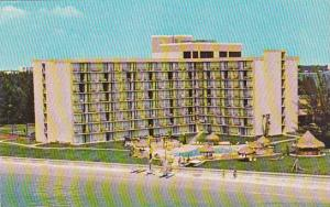 Florida Clearwater Beach Sheraton Sand Key Hotel With Pool 1973