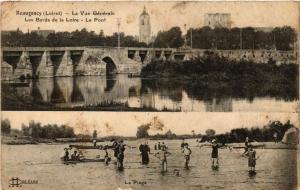 CPA BEAUGENCY La vue générale Les Bords de la Loire (607413)