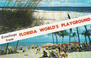 Greetings From Florida The World's Playground