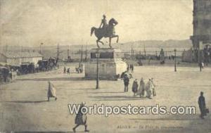 Alger Algeria, Africa, la Placce du Governement  la Placce du Governement